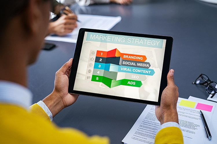 Small Business Online Marketing Strategy
